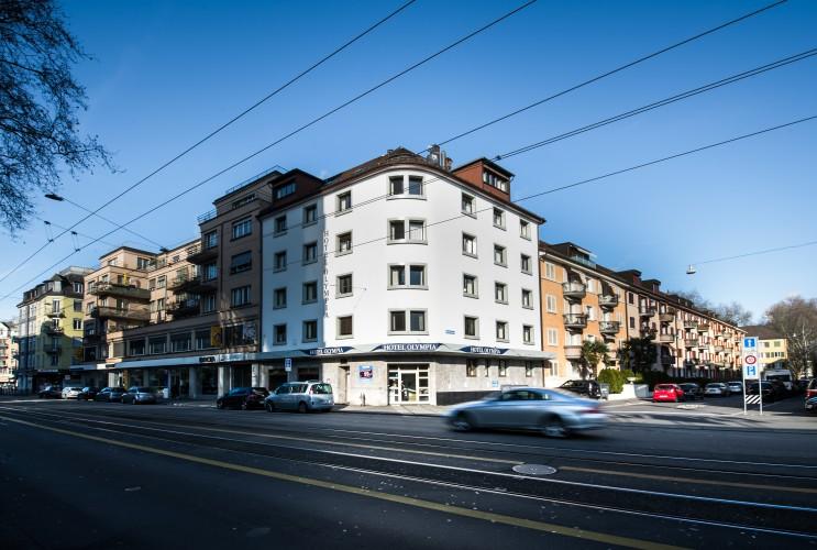 Hotel Olympia Zurich Bestpreis Garantie Bei Direktbuchung